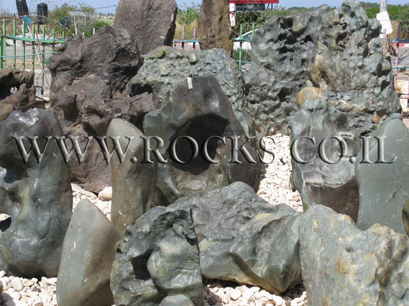 סלעים מקניה