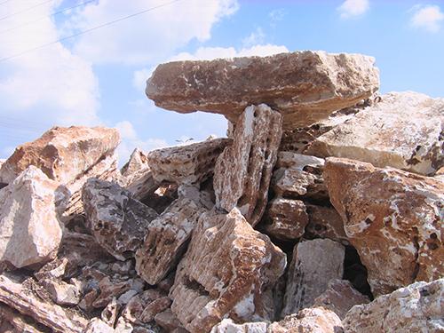 סלעים מישראל