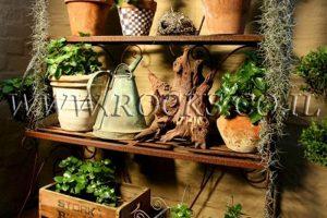 קישוטים לבית ולגינה