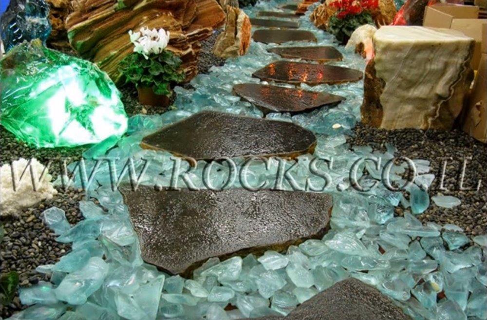 חלוקי נחל כפר הסלעים