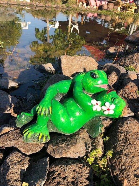 פסל צפרדע