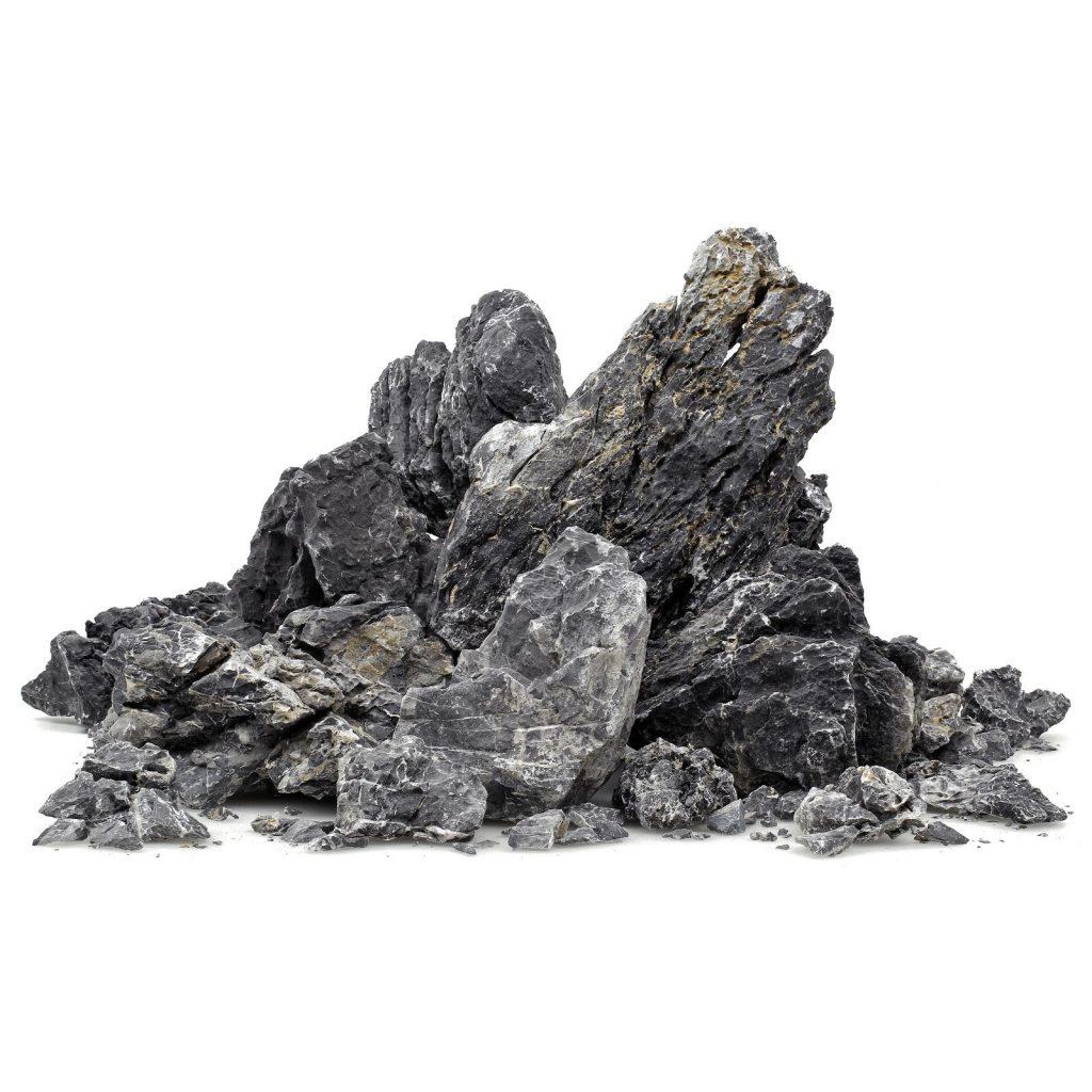 בזלת קוריאנית Seiryu סלעים לאקווריום סלעי דרקון סיירו סטון אבנים לאקווריום אינרטי