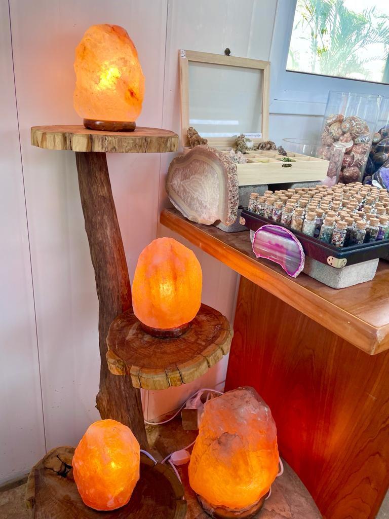 מנורת מלח מנורות מלח הימלאיה נשימה פקיסטן מחיר