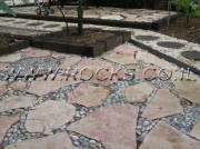 Stepping stones Gila Light Pink