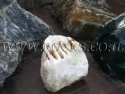 Milky Onyx Rock