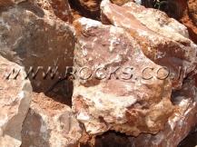 סלע גבישי