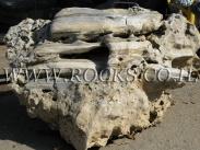 סלע הפסים